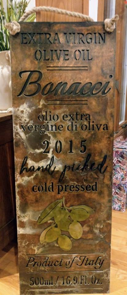 Bonacci Olive Oil